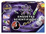 Ravensburger - 18870 - Jeu Educatif et Scientifique - Midi Science X - Enquêtes Scientifiques