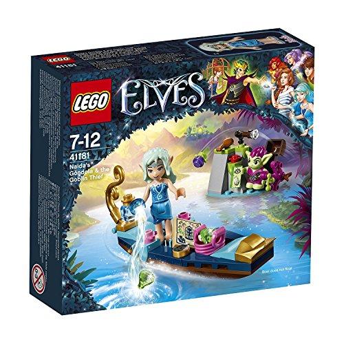 Preisvergleich Produktbild LEGO Elves 41181 - Naidas Gondel und diebische Kobold