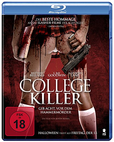 College Killer - Gib acht, vor dem Hammermörder [Blu-ray]