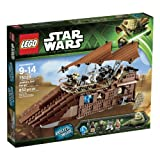 LEGO Star Wars - Ree-Yees minifigure (Jabba's Sail Barge 75020)