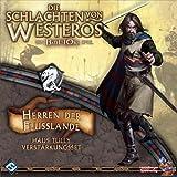 Heidelberger Spieleverlag HE347 - Die Schlachten von Westeros: Herren der Flusslande Erweiterung