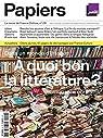 Papiers 28 - la Revue de France Culture par Papiers