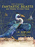 Fantastic Beasts and Where to Find Them: Illustrated edition (English Edition)