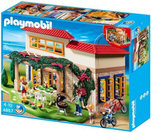 Preisvergleich Produktbild PLAYMOBIL 4857 - Ferientraumhaus