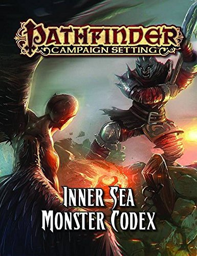 Pathfinder Campaign Setting: Inner Sea Monster Codex (Pathfinder Campaign Setting to)