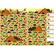 Dinoland-Guarda-Cerca-Trova-Un-libro-preistorico-per-contare