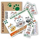 CAT Home Alone PREMIUM Card Pack - In Case of...