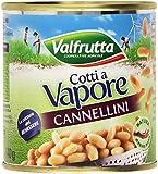 Valfrutta - Cannellini, Cotti A Vapore - 3 X 150 G, 450 G