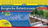 ADFC-Radausflugsführer Bergische Bahntrassen 1:50.000 praktische Spiralbindung, reiß- und wetterfest, GPS-Track Download: Mit Bergischem Panorama-Radweg, ... Nordbahntrasse - jetzt mit Knotenpunkten