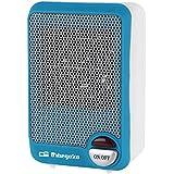 Orbegozo FH 5001 - Calefactor, 600 W, color blanco y azul