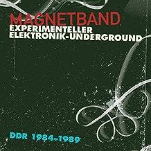 Magnetband-Experimenteller Elektronik-Underground