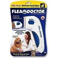 Sherra Soundless Flea Doctor   Electronic Flea Comb  Electric Comb   Electric Comb for Pets, Dogs, Cats   Without…