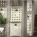 Ganzoo 24er Set Jutesäckchen 13cm x 9,5cm, Jutebeutel, Stoffbeutel, Natur Säckchen, Geschenksäckchen, Sack, Beutel – Marke 7