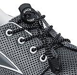 PACE LOCKS - Elastische Schnürsenkel mit Schnellverschluss - Schnellschnürsystem für einzigartigen Komfort, perfekten Sitz und starken Halt - 1 Jahr 100% Zufriedenheitsversprechen