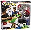 Tomy Pokémon - T18169 - Figurine - Cinéma - Coffret Battle Catch N Return Poké Ball