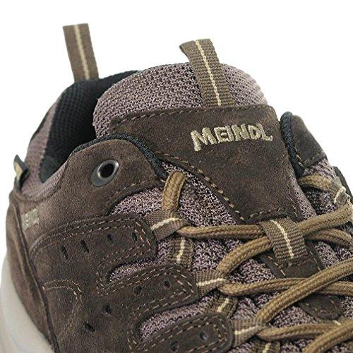 Meindl52120-46 - Scarpe chiuse Uomo Marrone (blu scuro)