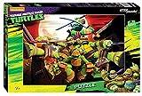 Step Puzzle Puzzle 560 Teile - Ninja Turtles