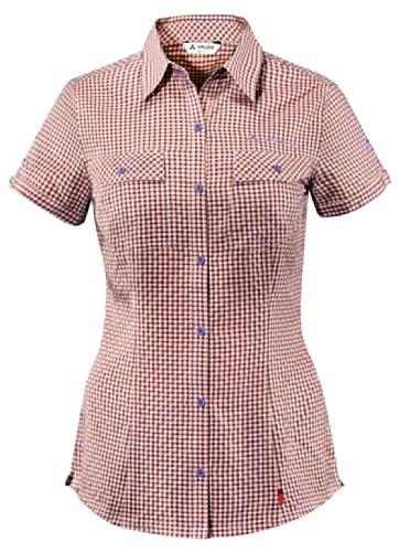 VAUDE sura chemisier iI t-shirt pour femme Violet - Orange/violet