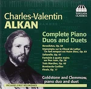 Alkan - Complete Piano Duos & Duets