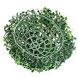 GOTTING Arbeiten Sie künstliche Betriebsgrün-Ball-Baum-Buchsbaum-Hochzeits-Ereignis-Ausgangsausgangsdekoration um 25cm