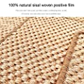 FOONEE Cat Scratch Mat,Natural Sisal Rope Cat Scratchers Play Pad,Catnip Carpet Scratching Board,Table, Sofa, Chair,Furniture Protector from FOONEE