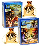 Carcassonne Expansions 1 & 2 Bundled Set...