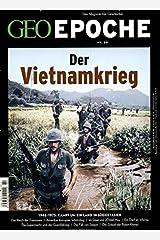 GEO Epoche / GEO Epoche 80/2016 - Der Krieg in Vietnam Taschenbuch