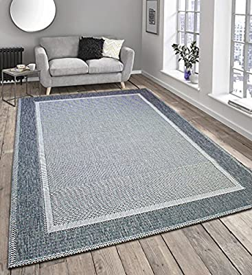 Summer Border - 3 Sizes produced by Modern Style Rugs - quick delivery from UK.