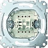 Merten MEG3115-0000 Interrupteur à bascule double