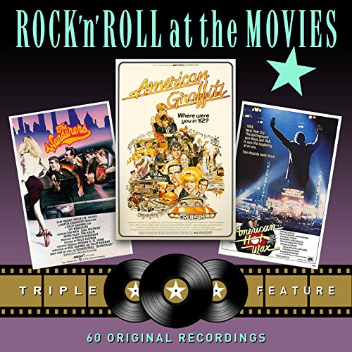 Rock 'N' Roll at the Movies - Triple Feature (American Graffiti / The Wanderers / American Hot Wax) -
