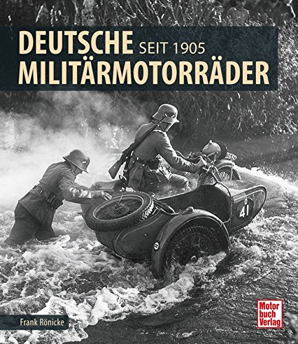 Deutsche Militärmotorräder: Seit 1905 1905 Frank