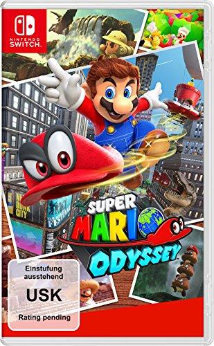 Nintendo Super Mario Odyssey [Nintendo Switch]