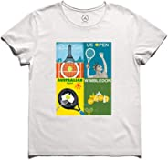 Art T-Shirt Erkek Grand Slams Tişört