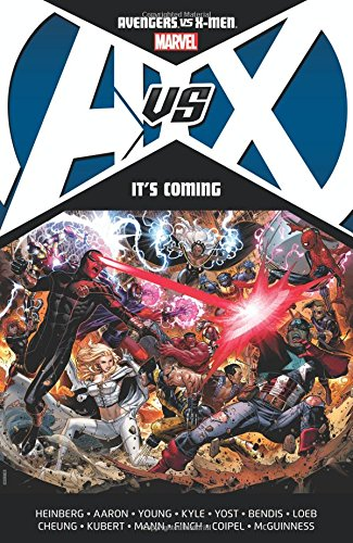 Avengers vs X-Men: It's Coming
