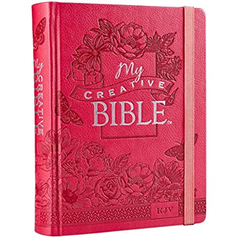KJV My Creative Bible Pink