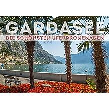 GARDASEE Die schönsten Uferpromenaden (Wandkalender 2019 DIN A3 quer): Erholsame Plätze mit Seeblick rund um den Lago di Garda (Monatskalender, 14 Seiten ) (CALVENDO Orte)