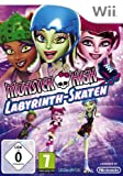 Monster High - Labyrinth - Skaten [Software Pyramide] - [Nintendo Wii]