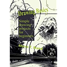 Drawing Basics: Simple drawing projects for beginners (English Edition)