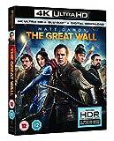 The Great Wall (+ digital download) 4K UHD[2017] [Blu-ray]