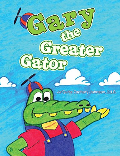 Gary the Greater Gator -