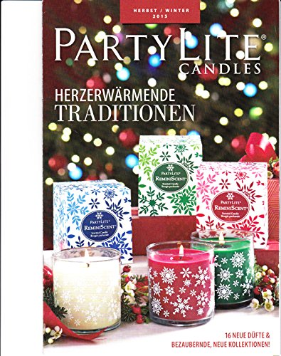PartyLite Katalog Herbst/Winter 2014