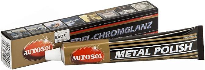 Autosol® Chrompolitur Edel Chromglanz Chrom Pflege Metallpolitur 75 ml Tube