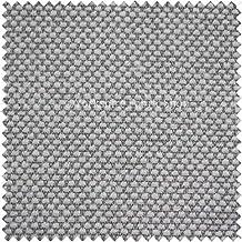 Con Textura Suave Con Puntos Efecto Blanco Plata Felpilla Tela Para Tapizar Código 943