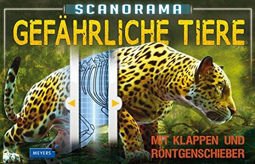 Meyers Kinderwissen / Scanorama: Scanorama: Gefährliche Tiere (Wüste Tiere)
