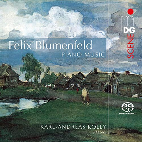 Blumenfeld: Piano Music