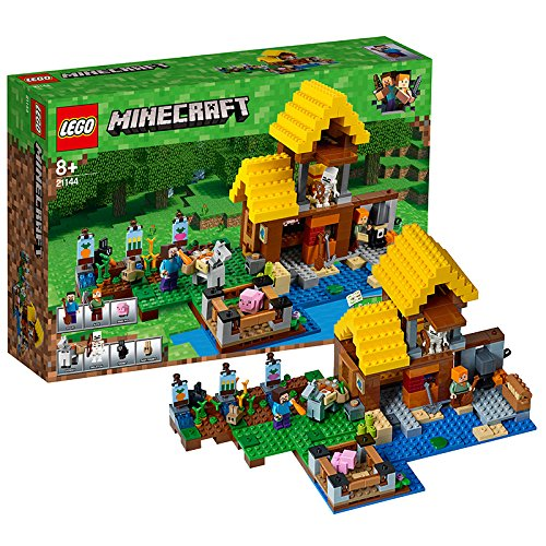LEGO Minecraft – Farmhäuschen