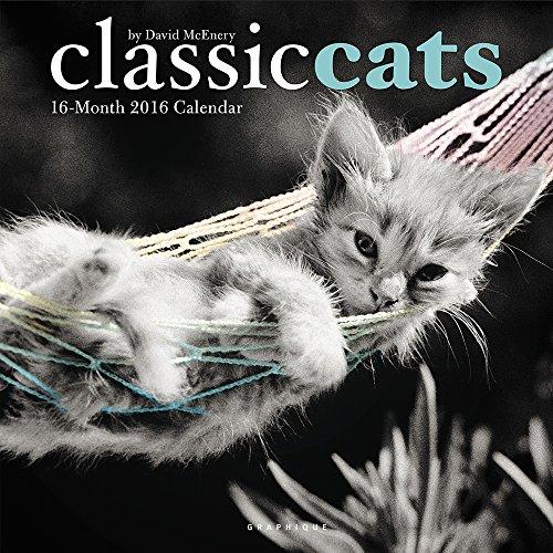 Classic Cats 2016 Calendar