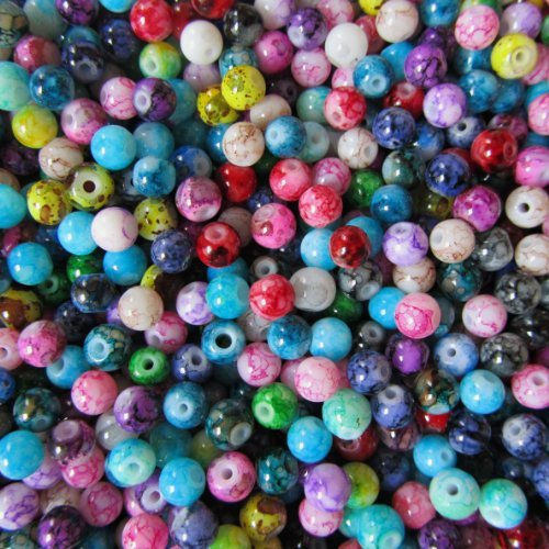 simpatiche-perline-a-forma-di-sassolino-100-perline-di-vetro-opache-diametro-6-mm-colori-assortiti