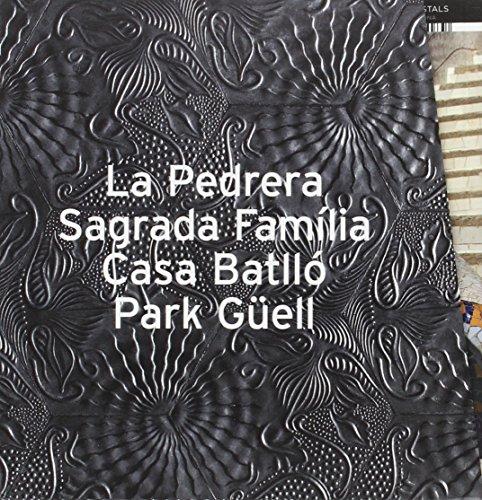 GAUDI COFFRET / La Pedrera-Sagrada Familia-Casa Batllo-Park Güell par VIVAS-CARANLL JOSEP-
