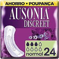 Ausonia Discreet Normal Compresas para Pérdidas de Orina - 24 unidades